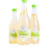 Kefir pobiotic drinks lemon-ginger